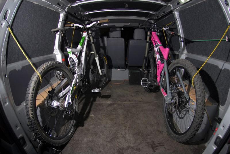 Show Me Your Bike Vans 171 Singletrack Forum