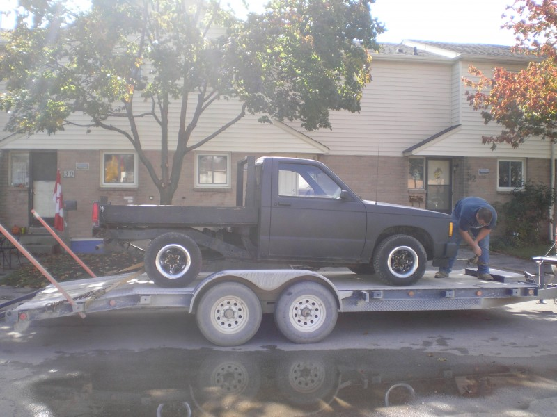1987 S10 Project - S-10 Forum
