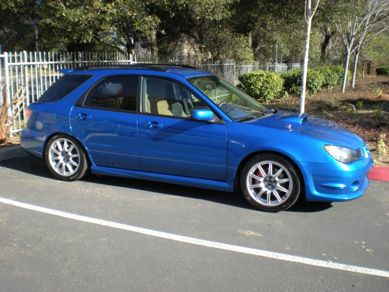 FS: 2006 Subaru WRX Wagon - i-Club