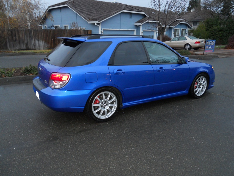 Fs 2006 Subaru Wrx Wagon I Club